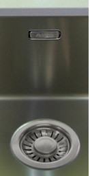 ABK Baronga 40fvi rvs spoelbak vlakinbouw KS61040001