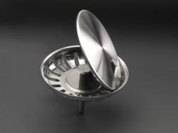 Reginox Korfplug zeef met cap rvs R1198
