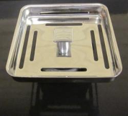 Reginox Korfplug zeef chroom texas R1196