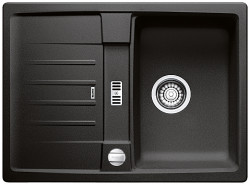 Blanco spoelbak Lexa 40 S Manueel opbouw antraciet 518631