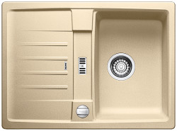Blanco spoelbak Lexa 40 S Automatisch opbouw champagne 518627