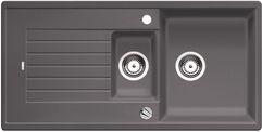 Blanco spoelbak Zia 6 S automatisch opbouw rock grey 518939