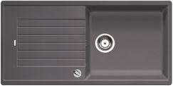 Blanco spoelbak Zia XL 6 S automatisch opbouw rock grey 518942