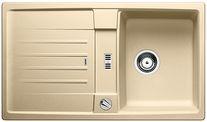 Blanco spoelbak Lexa 45 S Automatisch opbouw champagne 514656