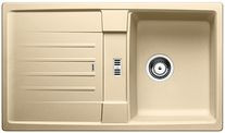 Blanco spoelbak Lexa 45 S Manueel opbouw champagne 514664