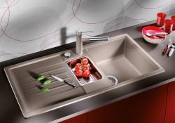 Blanco spoelbak Lexa 6 S Automatisch opbouw tartufo 517337