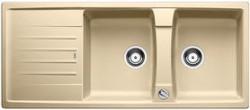 Blanco spoelbak Lexa 8 S Automatisch opbouw champagne 514704