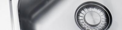 Franke korfplug zeef Turbo tbv een draaiknop afstandbediening 1330175968 304530