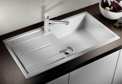 Blanco spoelbak Metra XL 6 S Automatisch opbouw wit 515280