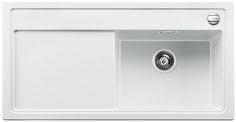 Blanco spoelbak Zenar XL 6 S BL opbouw wit 516953