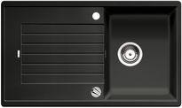 Blanco spoelbak Zia 45 SL automatisch opbouw antraciet 516738