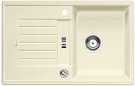 Blanco spoelbak Zia 45 S automatisch opbouw jasmijn 514719