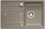 Blanco spoelbak Zia 45 S automatisch opbouw tartufo 517415