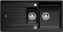 Blanco spoelbak Zia 6 S automatisch opbouw antraciet 514740
