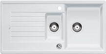 Blanco spoelbak Zia 6 S automatisch opbouw wit 514734