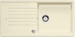 Blanco spoelbak Zia XL 6 S automatisch opbouw jasmijn 517562