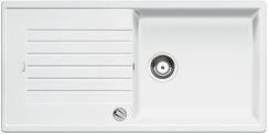 Blanco spoelbak Zia XL 6 S automatisch opbouw wit 517561