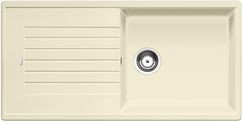 Blanco spoelbak Zia XL 6 S manueel opbouw jasmijn 517572