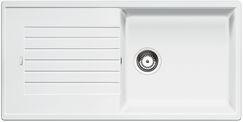 Blanco spoelbak Zia XL 6 S manueel opbouw wit 517571