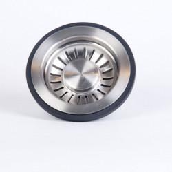 Franke afvoergarnituur waste met plug voor spoelbak zonder overloop 1120049406