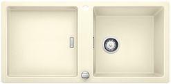 Blanco spoelbak Adon XL 6 SGR Jasmijn 519622