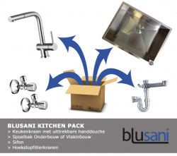 Blusani Kitchen Pack onderbouw 40 BLKP4001