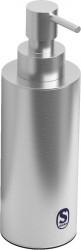 Clou Sjokker zeepdispenser 200cc staand model rvs geborsteld PhotoFreestanding