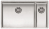 Reginox New York 1,5 RVS spoelbak 50x40 + 18x40 T09T10LLU08GDS R27837