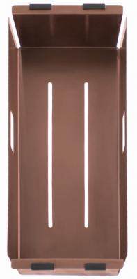 Reginox Miami Accessoire restenbak inzetbak rvs PVD Copper R3002 R30554