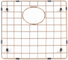 Reginox Miami accessoire bodemrek 40x40 PVD Copper R3005 R30646