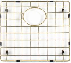 Reginox Miami accessoire bodemrek 40x40 PVD Gold R3006 R30653