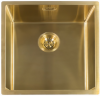 Reginox Miami 5040 OKG RVS spoelbak PVD Gold 50x40 L7685 R30745