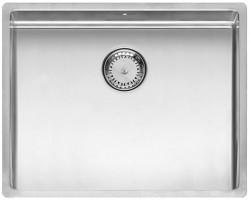 Reginox New York RVS spoelbak 50x40  universeel nieuw model T09T3LLU06GDS
