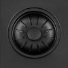 Lorreine Color-R zwarte rvs kleine spoelbak 17cm 17R-CLR-BLACK-BLS zwart 1208920527