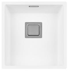 Lorreine Color-R witte rvs spoelbak 34cm 34R-CLR-WHITE wit 1208920524 kloon 12-02-2019 11:19:10