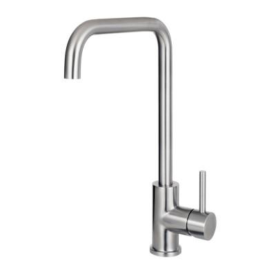 CARESSI Stainless steel eenhendel keukenmengkraan RVS volledig roestvrij staal CA106I ECO 1208920623