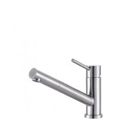 CARESSI Stainless steel eenhendel keukenmengkraan RVS volledig roestvrij staal CA107I ECO 1208920624 kloon 13-02-2019 05:52:06