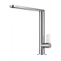 CARESSI Stainless steel eenhendel keukenmengkraan RVS volledig roestvrij staal CA118I ECO 1208920634