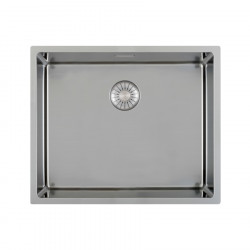Caressi spoelbak CAPP45R10 B45xL40xD18.5cm naadloze plug 1208920657