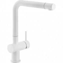 Franke Keukenkraan Active Plus matt white vaste uitloop 236 mm 115.0524.930