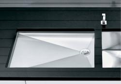 Blanco spoelbak ZEROX 550-T-U - 521561