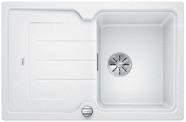 Blanco Classic Neo 45 S - enkele spoelbak en spoeltafel in wit - 524008