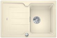 Blanco Classic Neo 45 S - enkele spoelbak en spoeltafel in jasmijn - 524006