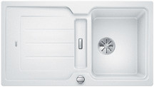 Blanco Classic Neo 5 S - enkele spoelbak en spoeltafel in wit - 524019
