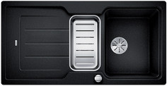 Blanco Classic Neo 6 S - enkele spoelbak en spoeltafel in antraciet - 524117