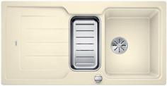 Blanco Classic Neo 6 S - enkele spoelbak en spoeltafel in jasmijn - 524122