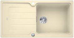 Blanco Classic Neo XL 6 S - enkele spoelbak met spoeltafel in jasmijn - 524132
