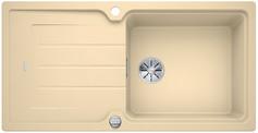 Blanco Classic Neo XL 6 S - enkele spoelbak met spoeltafel in champagne - 524133