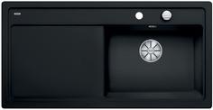 Blanco Zenar XL 6 S - BR enkele spoelbak in zwart - 524177