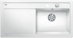 Blanco Zenar XL 6 S - BR enkele spoelbak in kristalwit glanzend - 524165